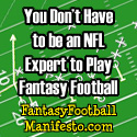 You Don't Have to be an Expert to Play Fantasy Football