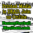 Printed Media is DEAD, Join us Online